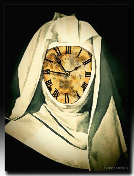 Mother Time - Richard Gerhard
