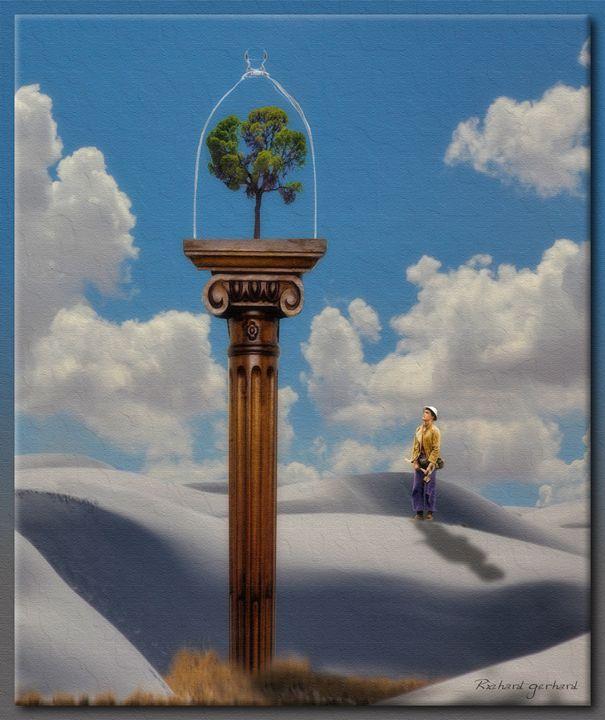 The Last Tree - Richard Gerhard
