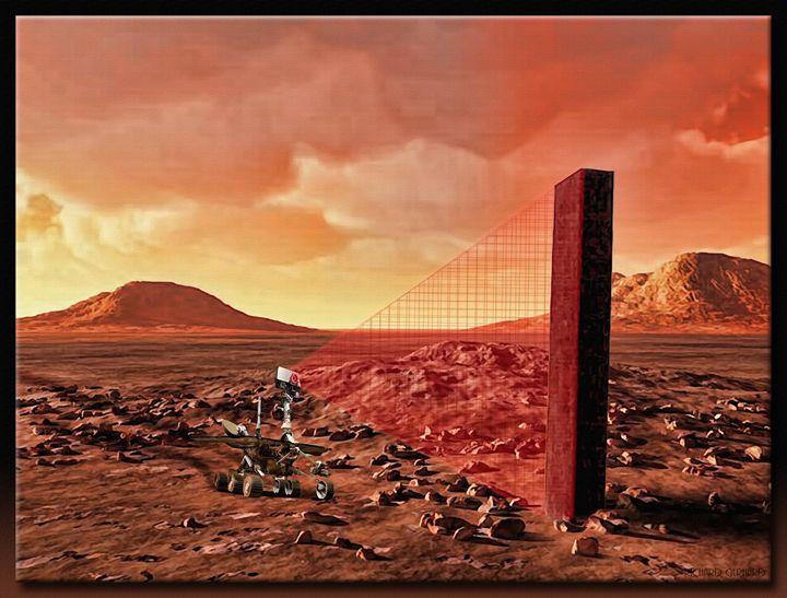 The Planet Mars - Richard Gerhard