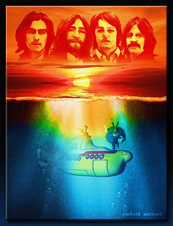 Yellow Submarine - Richard Gerhard