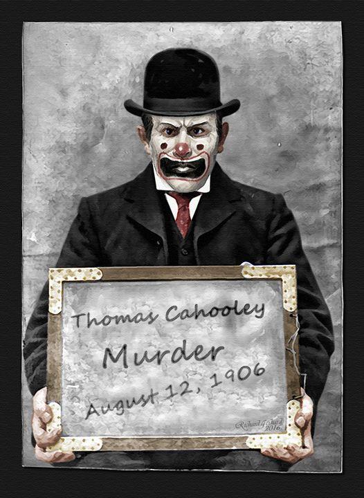 Thomas Cahooley - Richard Gerhard