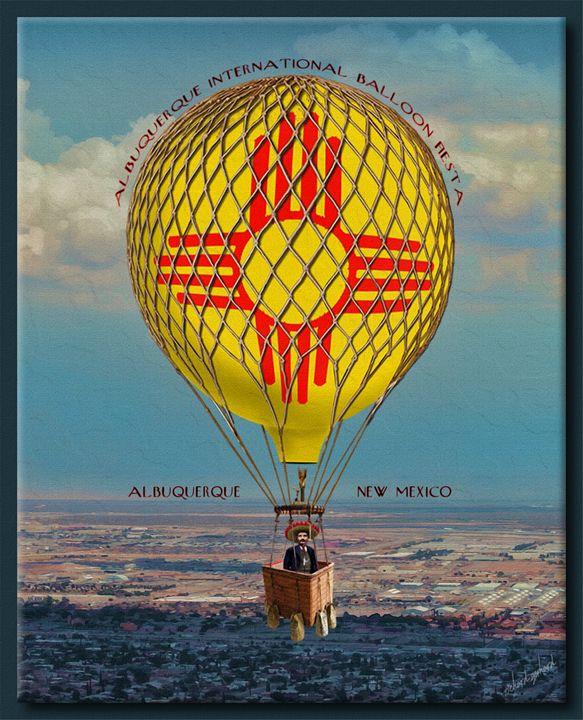 Albuquerque Intl. Balloon Fiesta - Richard Gerhard