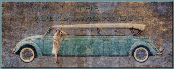 The Volks Limowagon - Richard Gerhard