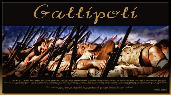 Gallipoli - Richard Gerhard