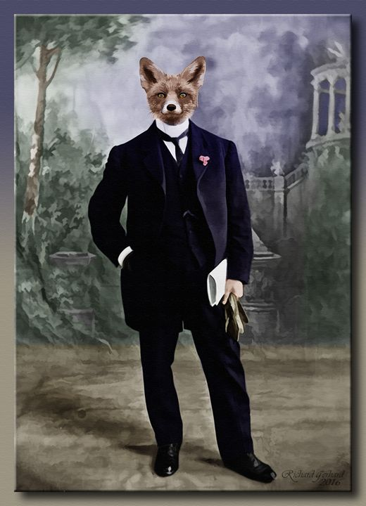 The Fox - Richard Gerhard