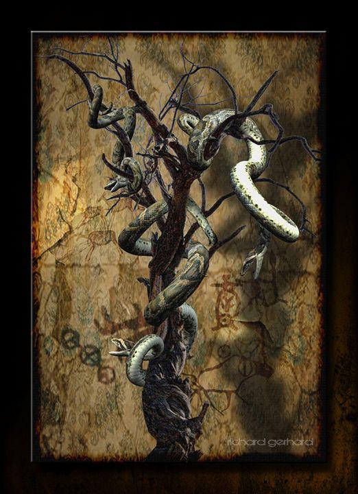 The Tree - Richard Gerhard