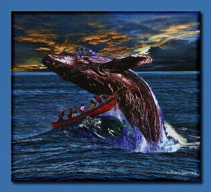 The Whale - Richard Gerhard