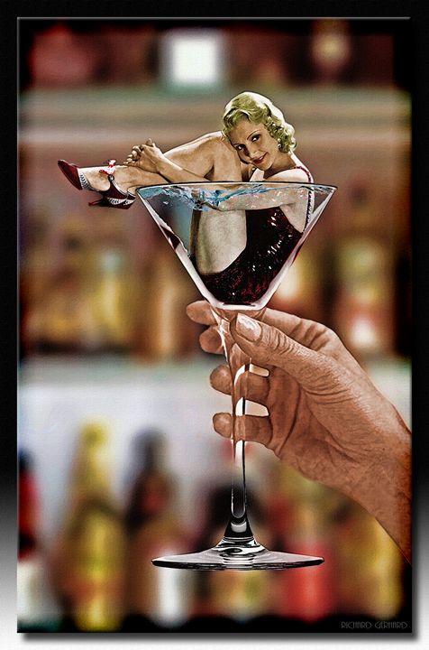 The Drink - Richard Gerhard