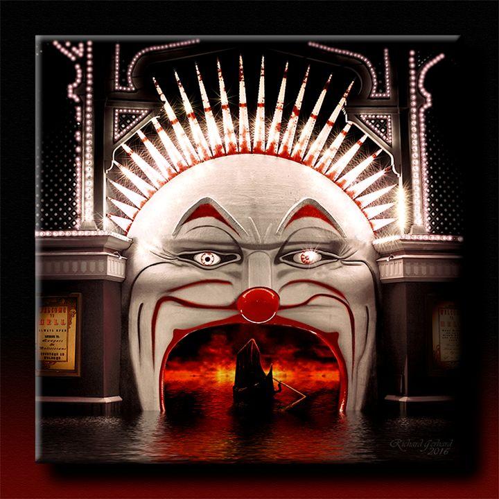 Satan's Fun House - Richard Gerhard