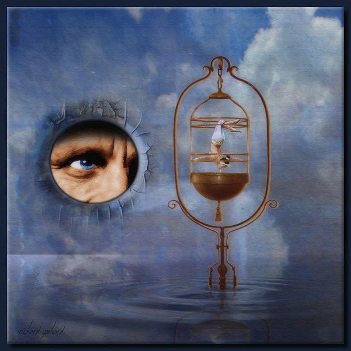 The Bird Cage - Richard Gerhard