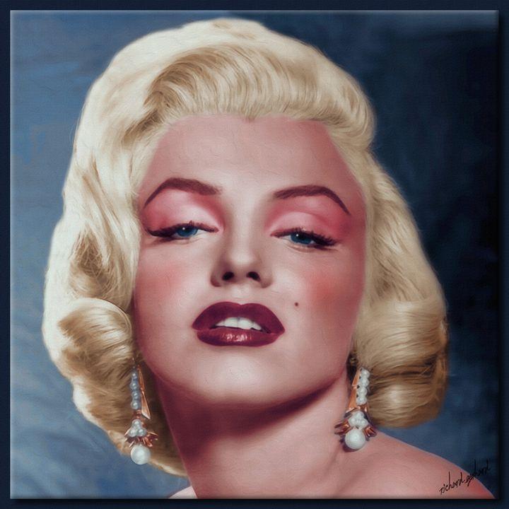 Miss Monroe - Richard Gerhard