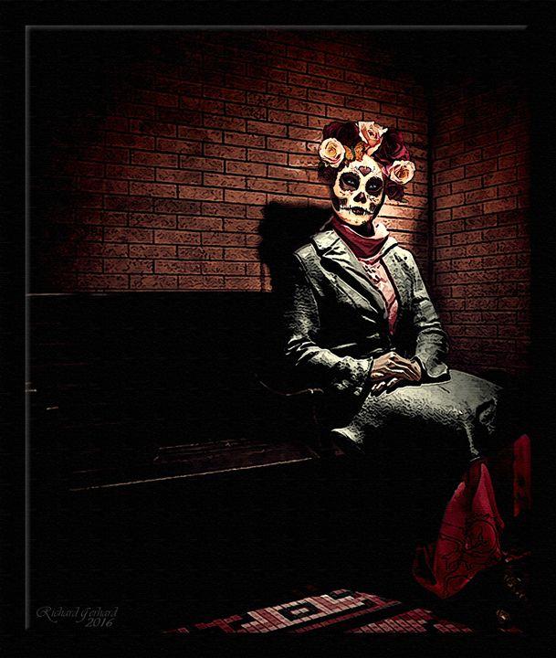 Dead on a Bench - Richard Gerhard
