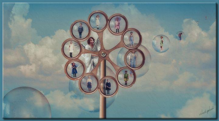 Pinwheel to Heaven - Richard Gerhard