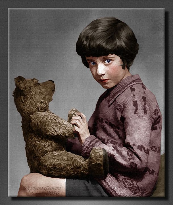 Christopher Robin and Pooh - Richard Gerhard