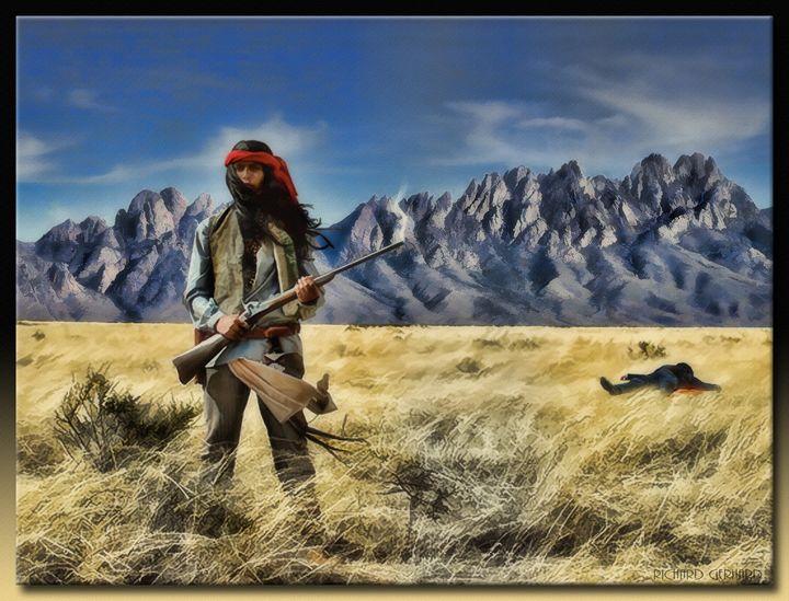 Apache - Richard Gerhard