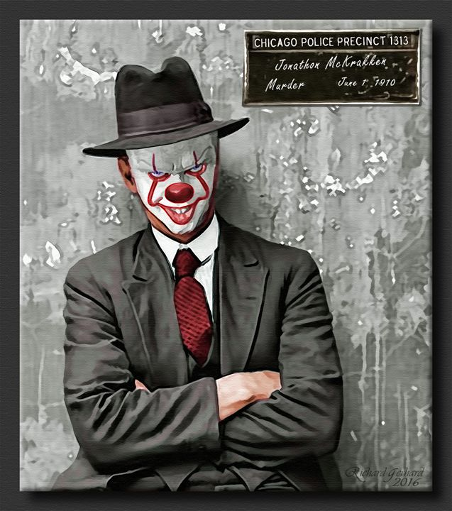 Jonathon McKrakken - Richard Gerhard