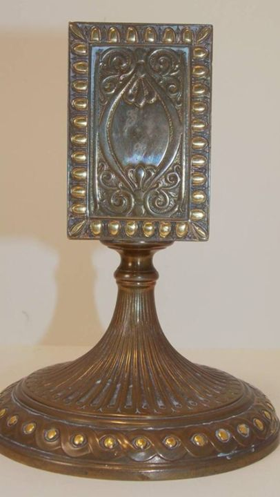 RARE 1875 TIFFANY MATCH HOLDER !!!!! - puchianu70