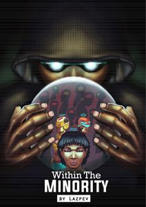 Minority book cover