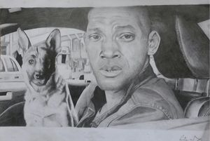 I Am Legend fan art