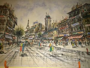 M Sardim  Paris