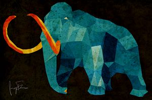 The Blue Mammoth