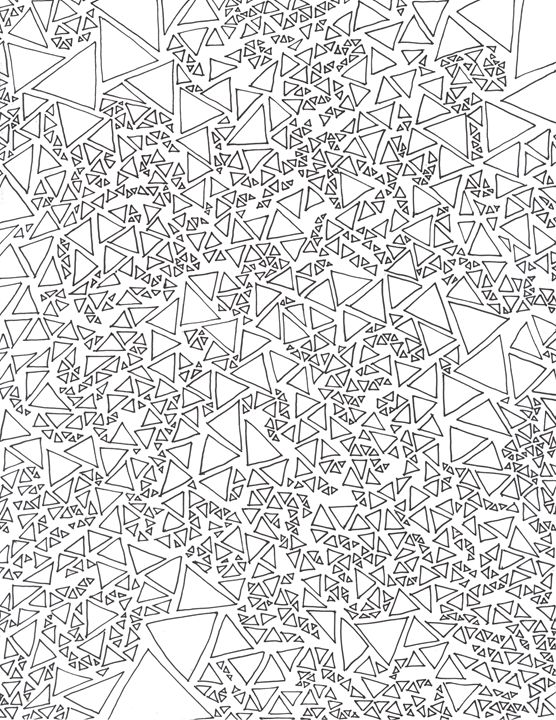 Triangles - BlownMind Design