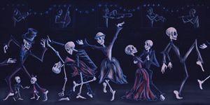 Dance the Night (Blue)
