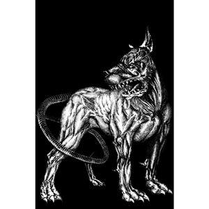 Wolf ribs