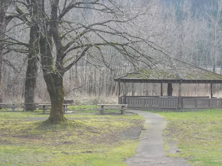 Oregon picnic - Emmanuel Drew