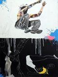 90x120 oil on canvas