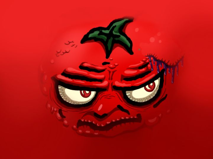 Angry Tomato - FancyMeese