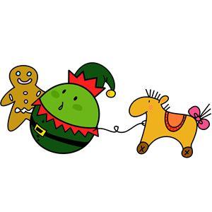 Pea Elf - CuteTwo