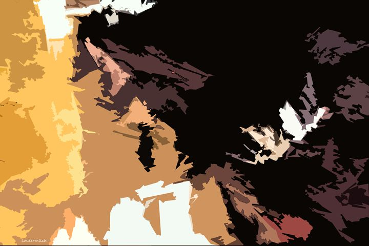 Abstract Palette 10 - Paintings by John Lautermilch