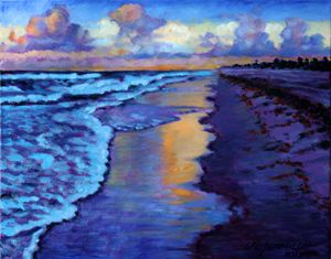 Another Beautiful Day - Paintings by John Lautermilch