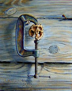 Turning 62 - Paintings by John Lautermilch