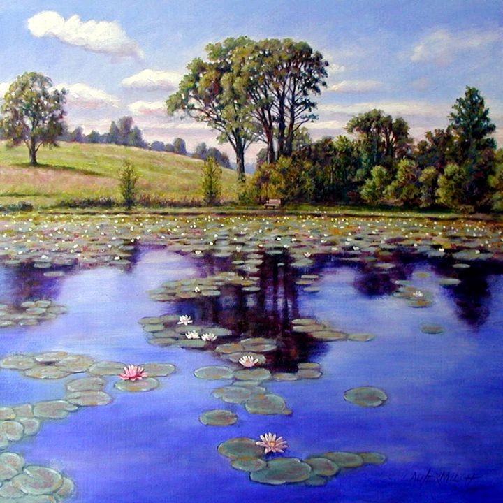 Shaw's Nature Reserve - Paintings by John Lautermilch