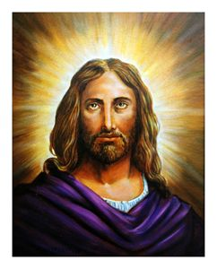 Jesus - Paintings by John Lautermilch