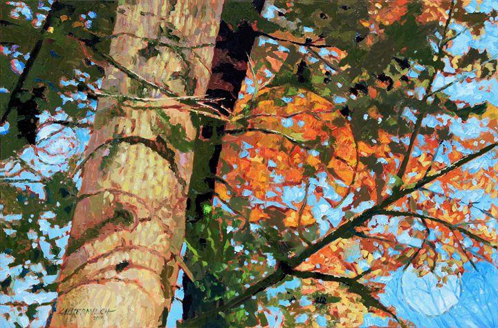 Eternal Rhythm - Paintings by John Lautermilch