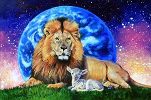 Thy Kingdom Come - Paintings by John Lautermilch