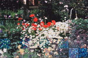 My Pixeled Garden - Paintings by John Lautermilch