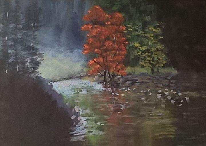 God's splendor - Artbycindyj