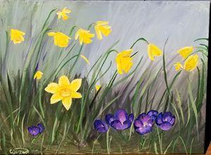 Spring Fever - Artbycindyj