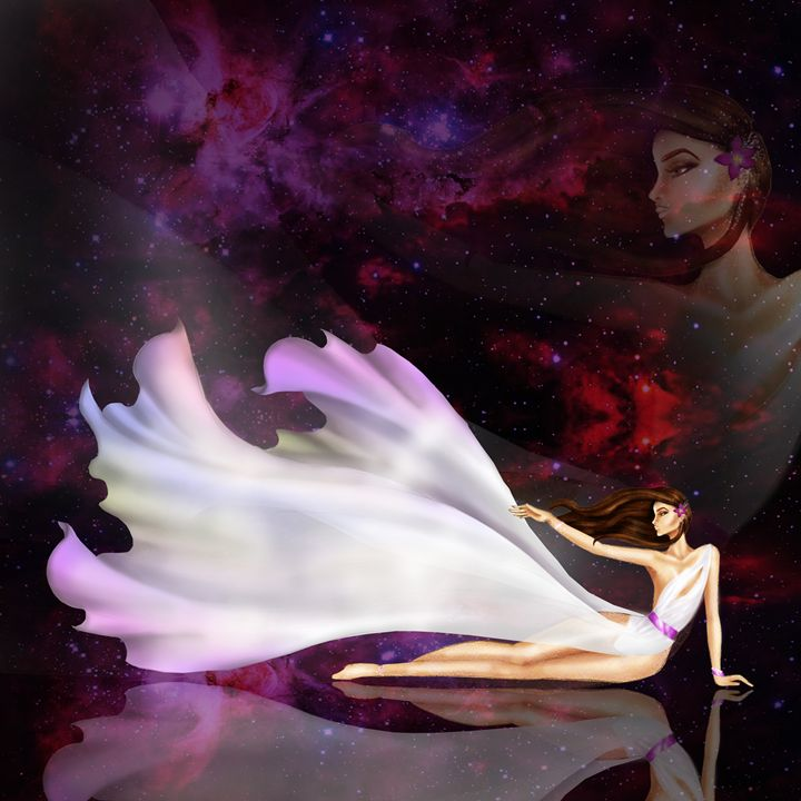 Cosmic beauty - Glenn Senara