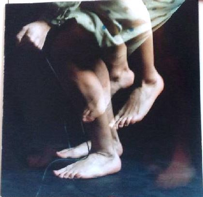 Feet - Contemporary Art