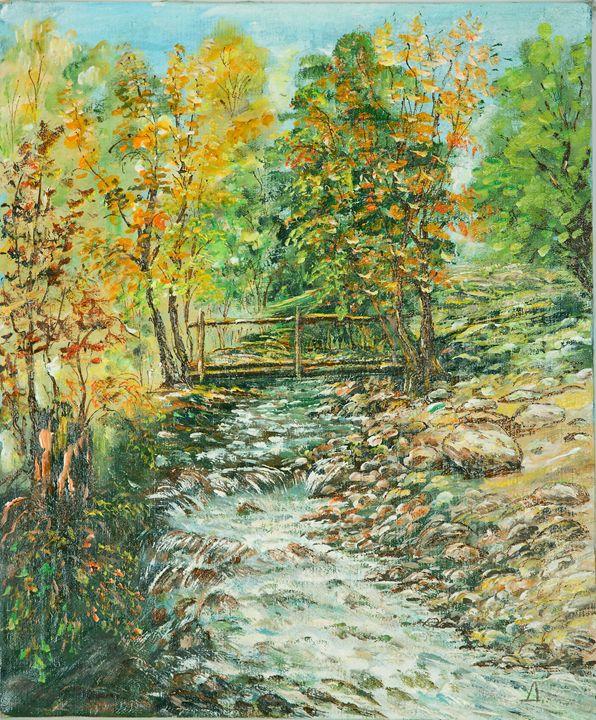 Creek - Adam