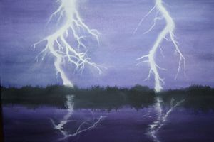 Purple Thunder