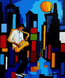 Jazz Time square
