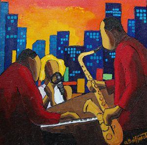 New York jazz club