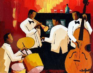 Jazz red Quartet