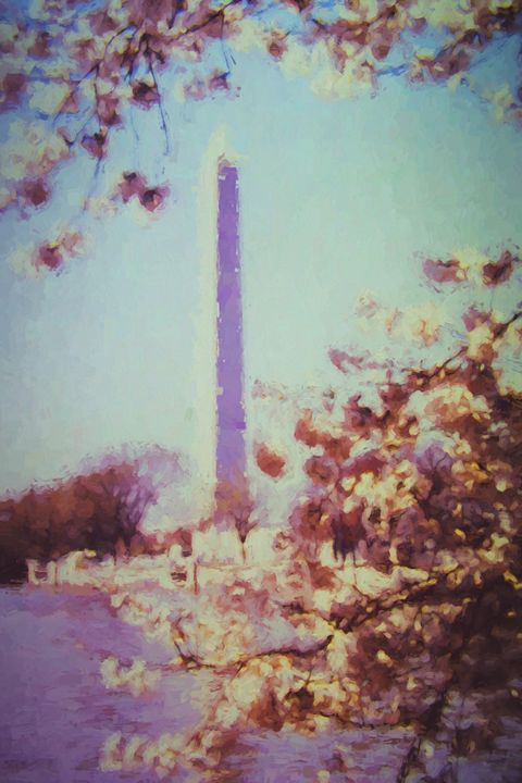 Washington Monument - Foto By Rudy